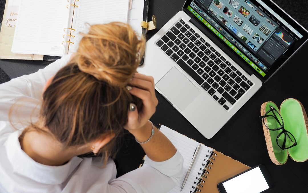 Stress and the Single Business Mom
